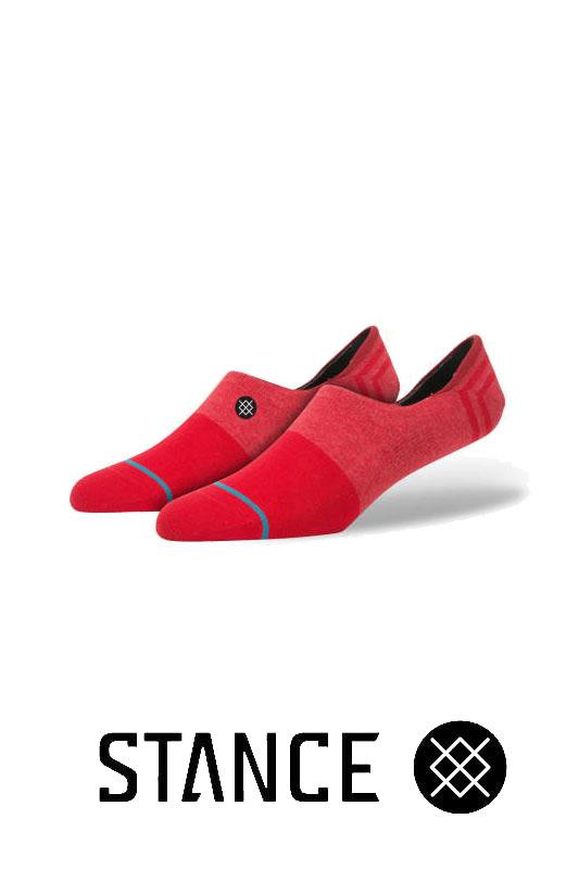 STANCE SOCKS Gamut RED