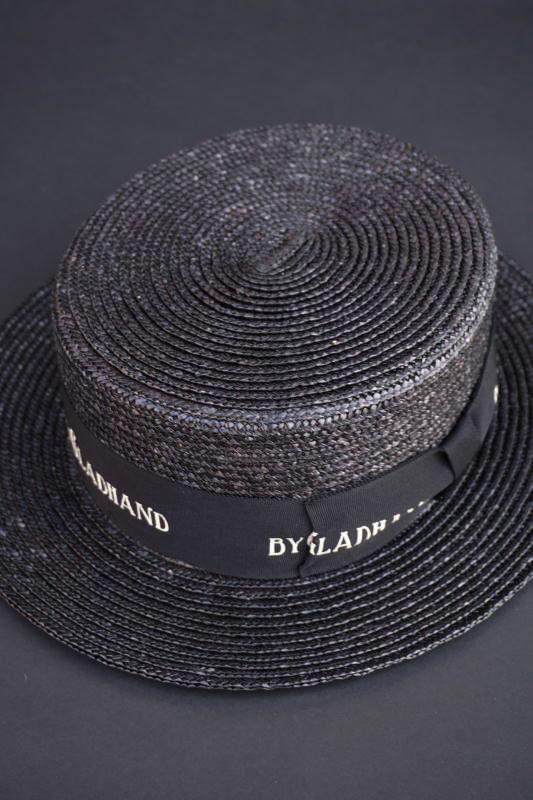 BY GLAD HAND MODERN - HAT BLACK