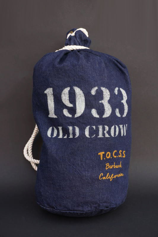 OLD CROW 1933 - LAUNDRY BAG M