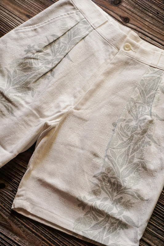 BY GLAD HAND TROPICAL - SHORTS WHITE