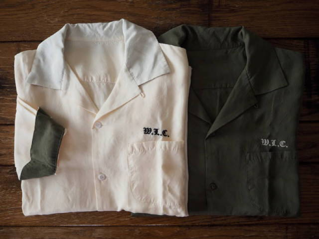 """5 WHISTLE CLOTHING """"W.L.C"""" WHITE"""