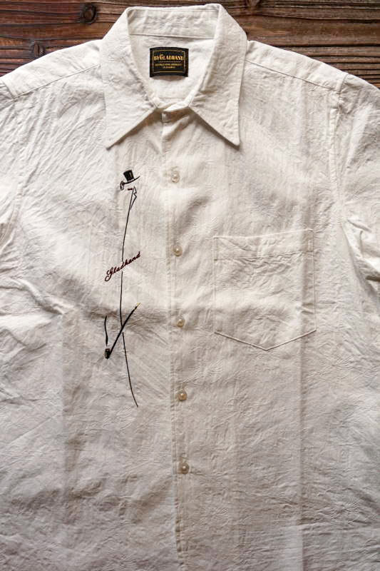 BY GLAD HAND VOGUE - S/S SHIRTS WHITE