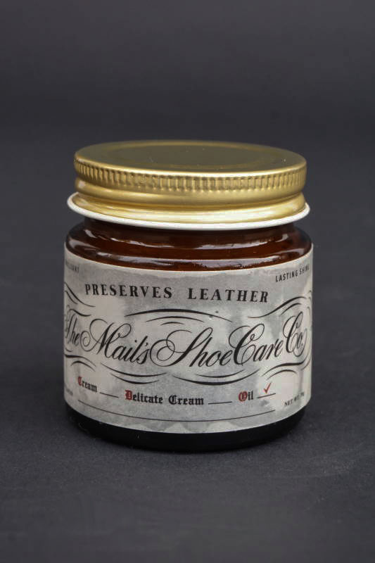 The MAIL's shoe care Co. OIL / 無色
