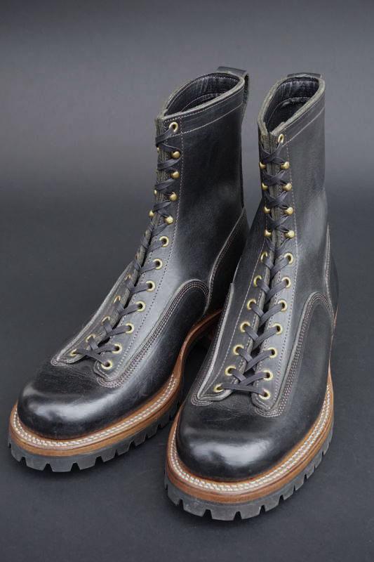 CLINCH Lineman boots Full VG Black