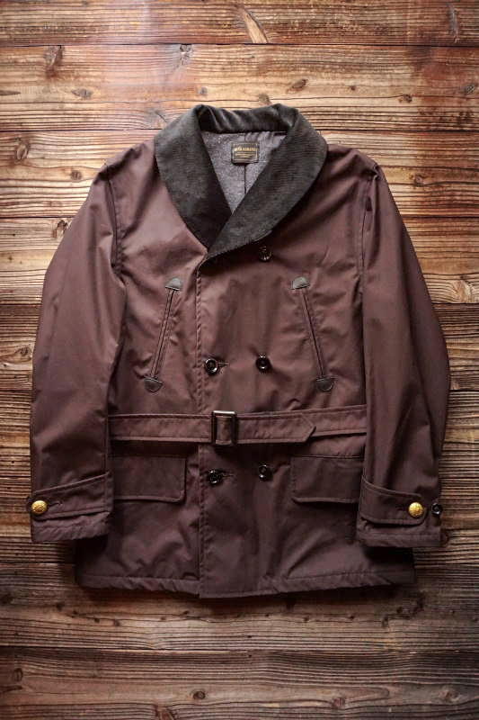 BY GLAD HAND OILGENTS - JACKET BROWN