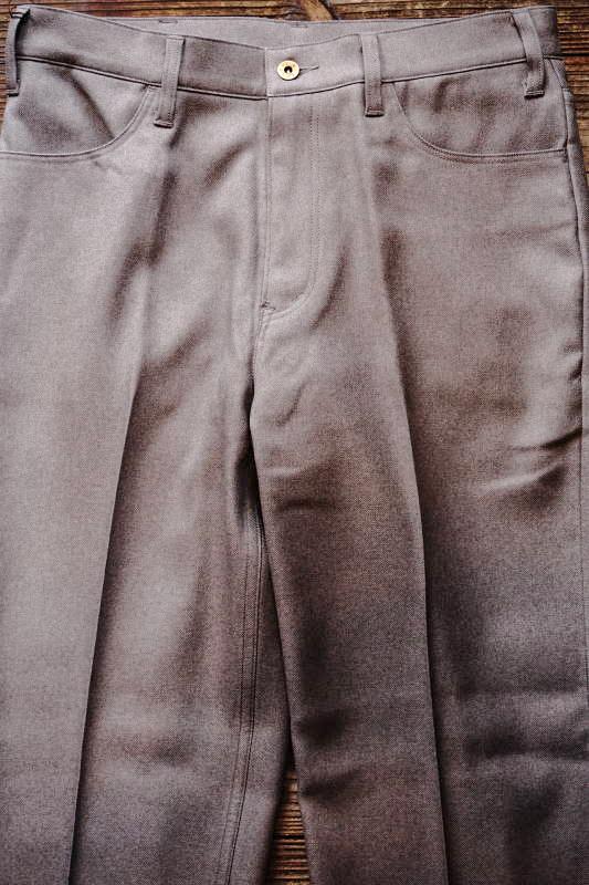 GANGSTERVILLE REBELS - PANTS GRAY