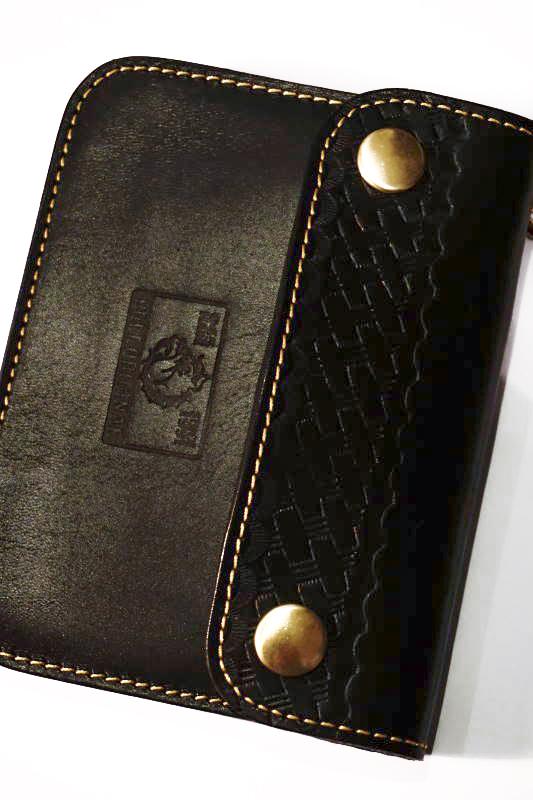 B.S.M.G. Trucker - Wallet Short BASKET BLACK