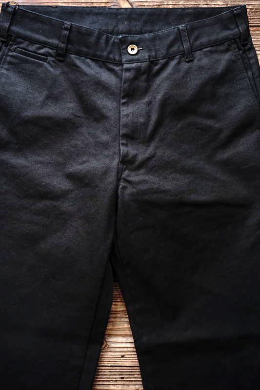 B.S.M.G. WORK - PANTS BLACK