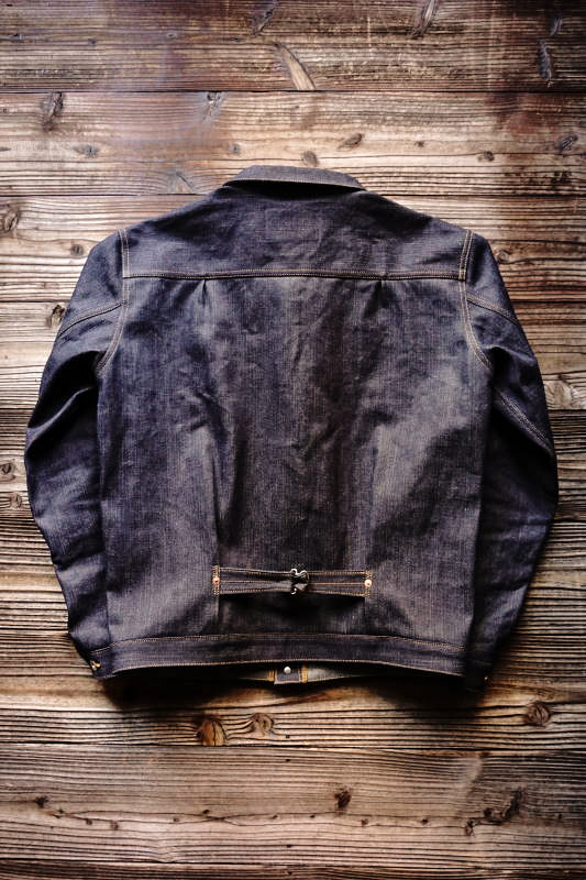 Basella Lot.110-J  DENIM JACKET