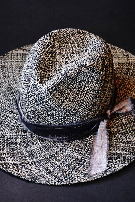 BY GLAD HAND POSTAL - HAT GRAY