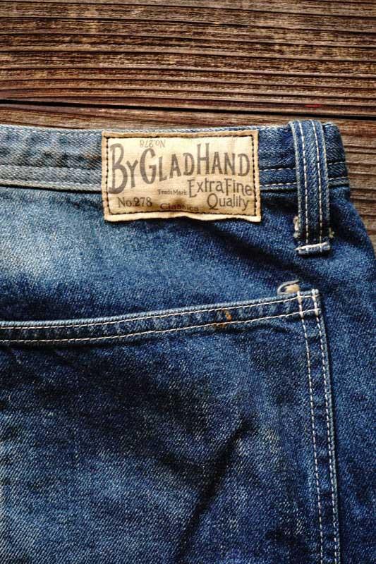 """BY GLAD HAND GLADDEN - DENIM """"TYPE-3"""""""