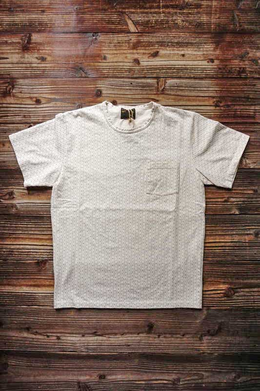 BY GLAD HAND WARDROBE - CREW NECK S/S T-SHIRTS