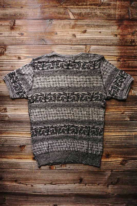 BY GLAD HAND WARDROBE - S/S SWEATER GRAY