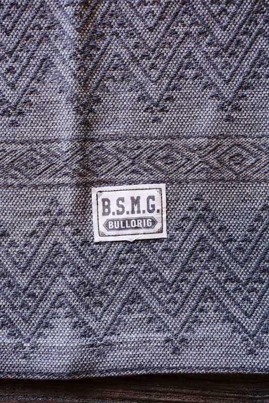 B.S.M.G. GAME - TANK TOP GRAY