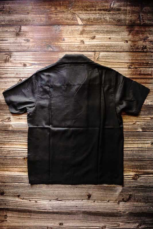 BY GLAD HAND LUXURY - S/S SHIRTS BLACK