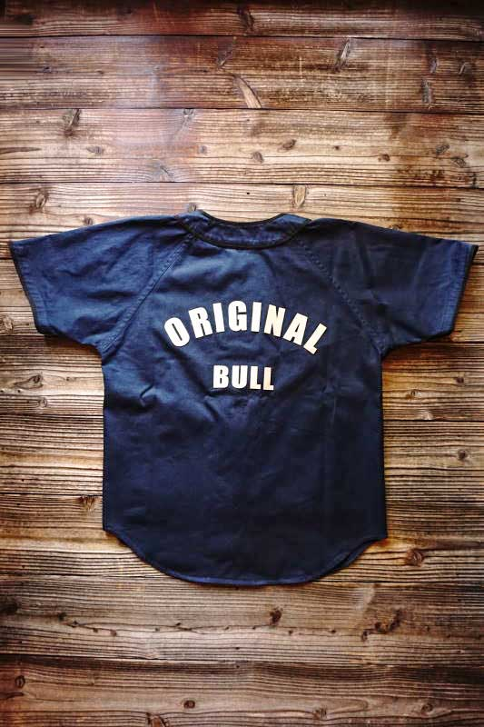 B.S.M.G. BASEBALL - SHIRTS NAVY