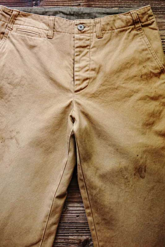 BY GLAD HAND FACTORY - PANTS BEIGE