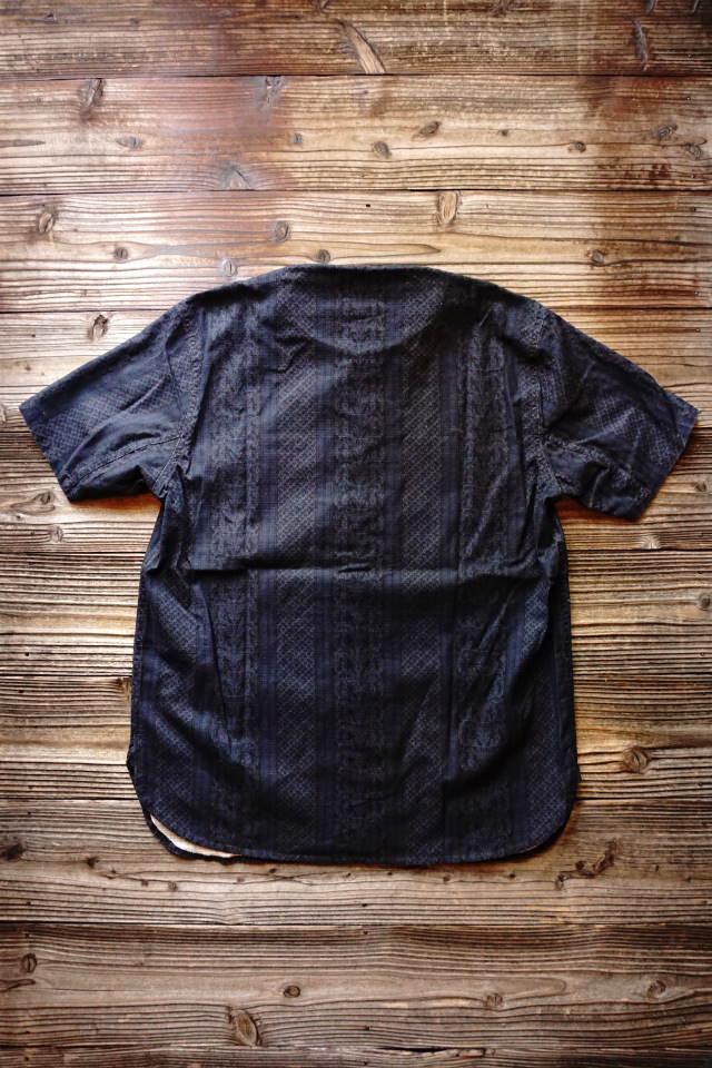 BY GLAD HAND WARDROBE - S/S SHIRTS BLACK