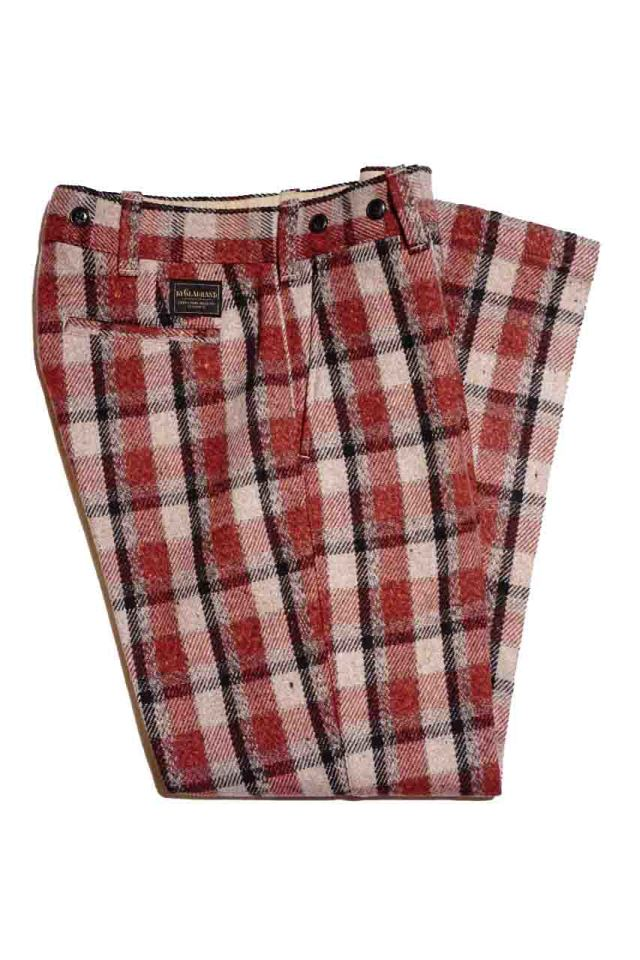 BY GLAD HAND GOODBILL - PANTS RED