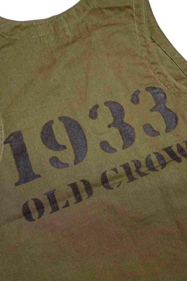 OLD CROW OLDROD C - VEST KHAKI