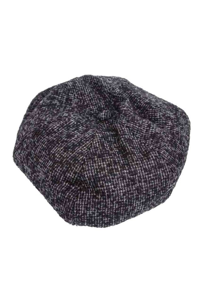 BY GLAD HAND BRICK ROW - CASQUETTE GRAY