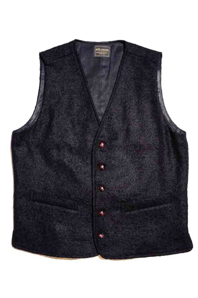 BY GLAD HAND BRICK ROW - VEST BLACK