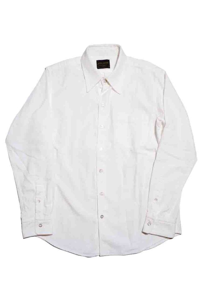 BY GLAD HAND DINNER - L/S SHIRTS WHITE