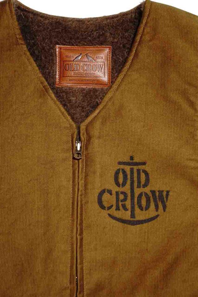 OLD CROW RUNABOUT - DECK VEST KHAKI