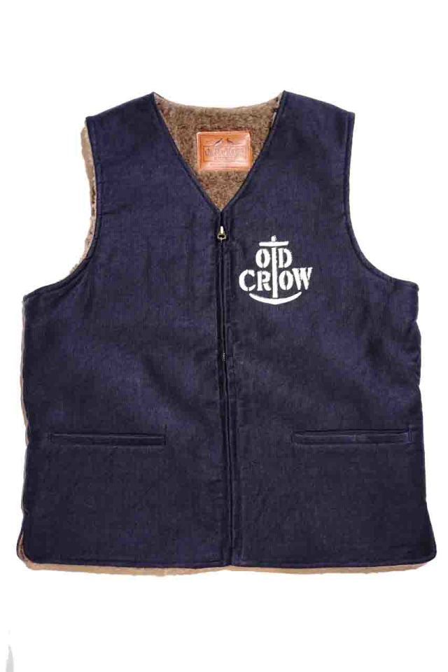 OLD CROW RUNABOUT - DECK VEST NAVY
