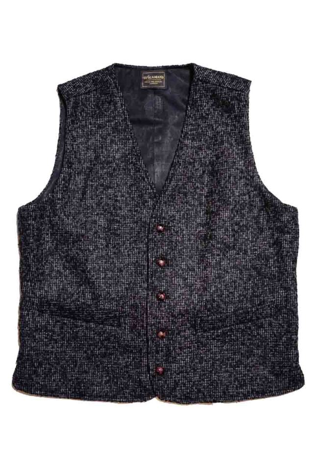 BY GLAD HAND BRICK ROW - VEST GRAY