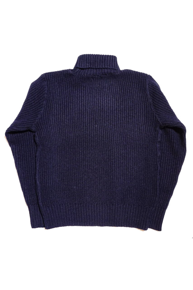 BY GLAD HAND ROYAL GLADDEN - TURTLE NECK NAVY