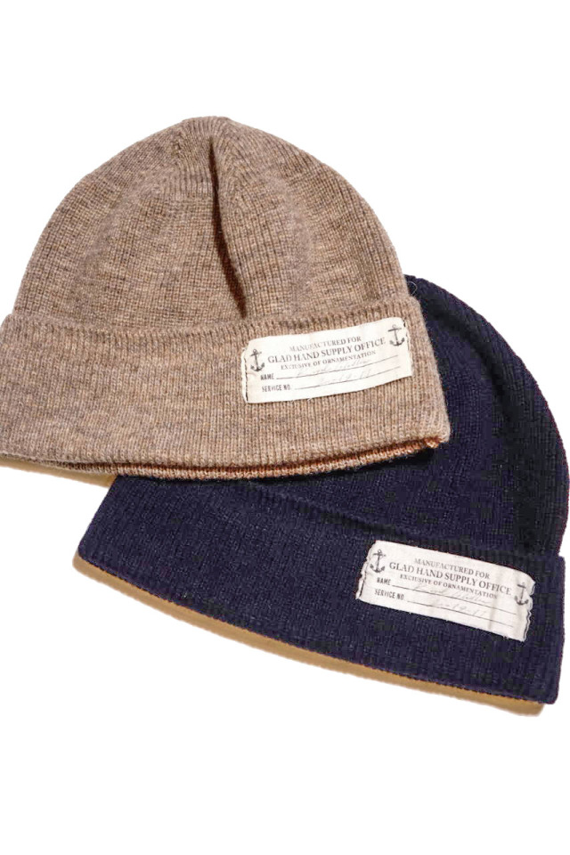 BY GLAD HAND ROYAL GLADDEN - KNIT CAP