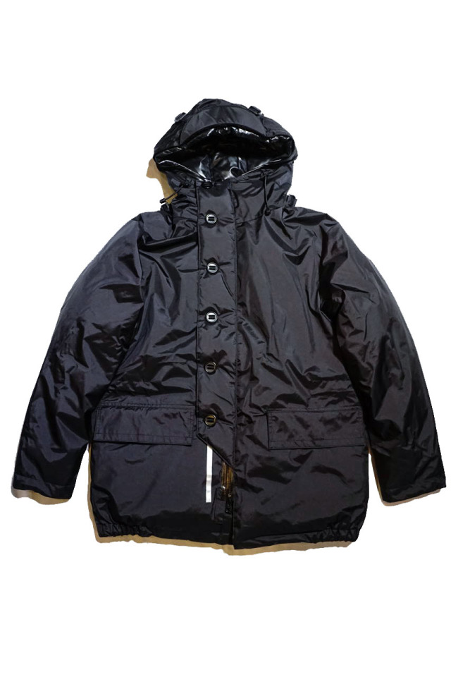"COMFY OUTDOOR GARMENT ""ARKTIKAL DOWN JACKET"" BLACK"