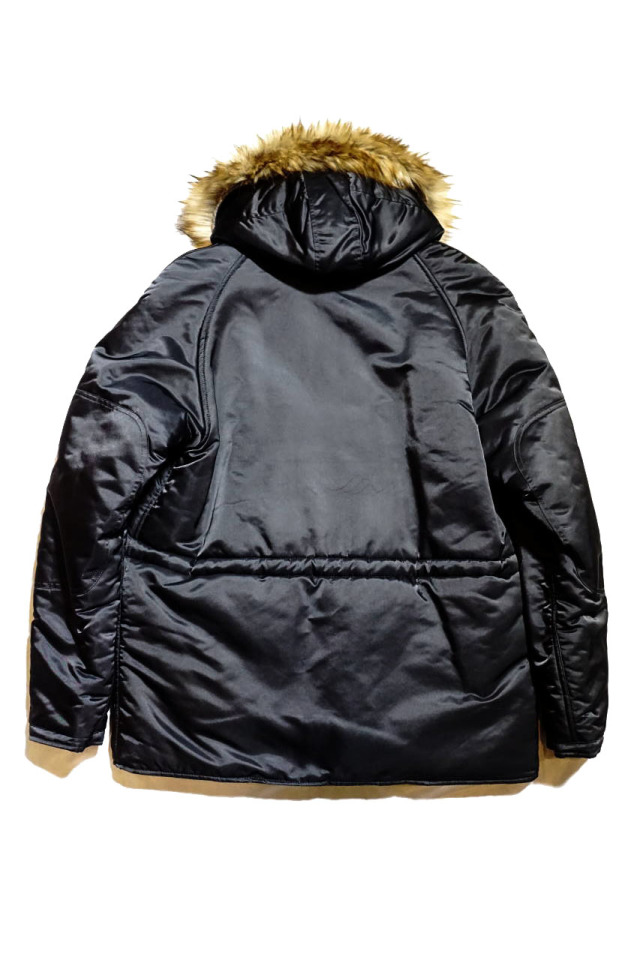 GANGSTERVILLE THUG - N3B JACKET BLACK