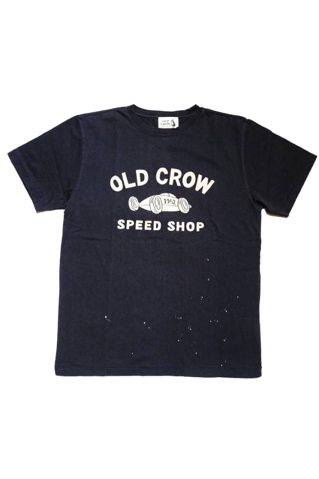 OLD CROW  BELLY TANK - S/S T-SHIRTS BLACK