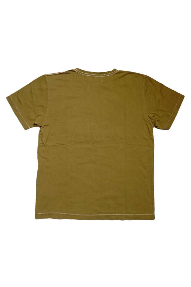 OLD CROW  BELLY TANK - S/S T-SHIRTS KHAKI