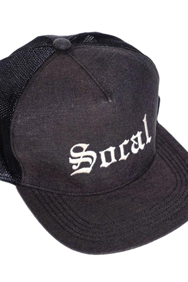 GANGSTERVILLE SOCAL - CAP BLACK