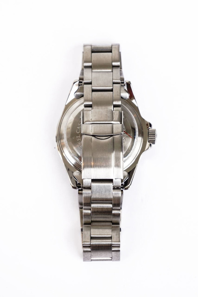 "FAR EASTERN ENTHUSIAST ""RNW""MILITARY SILVER STAINLESS"