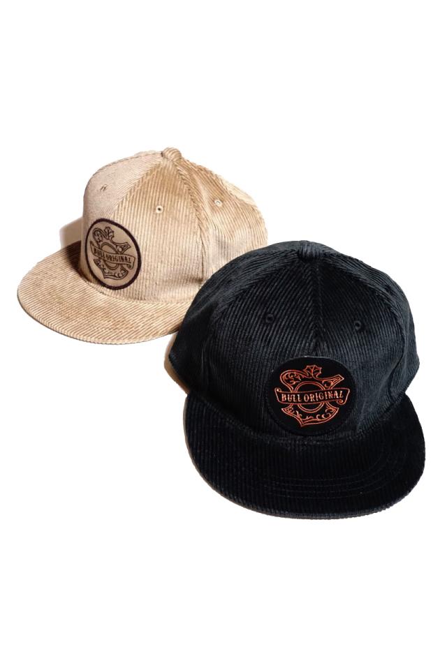 B.S.M.G. SPORTS - CORDUROY CAP