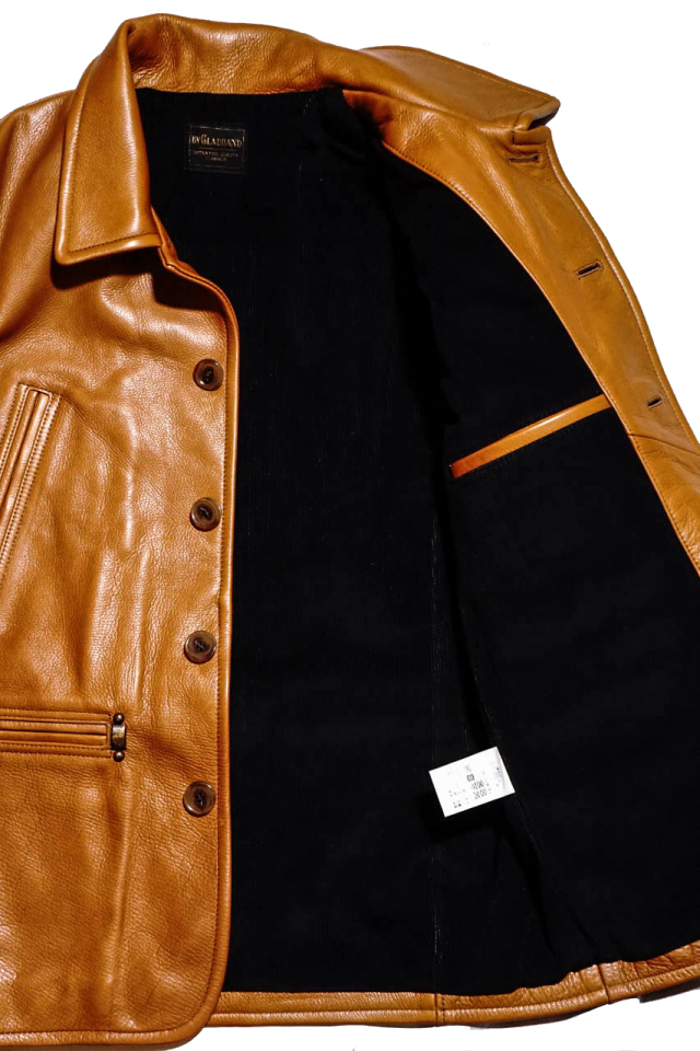 """BY GLAD HAND GOODFELLOWS """"COW HIDE"""" CAMEL"""