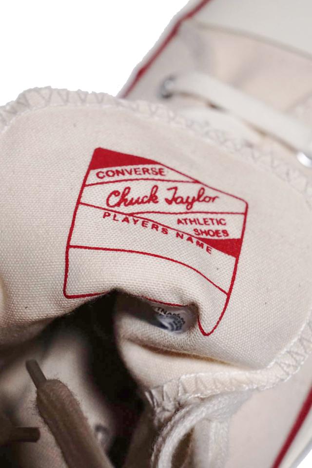 """CONVERSE CT70""'Chuck Taylor 70 HI [PARCHMENT/GARNET/EGRET]"