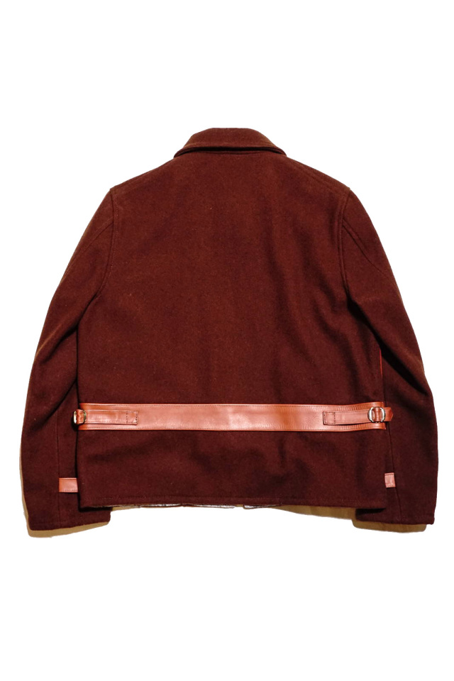 BY GLAD HAND 30'S - SPORTS JACKET BROWN