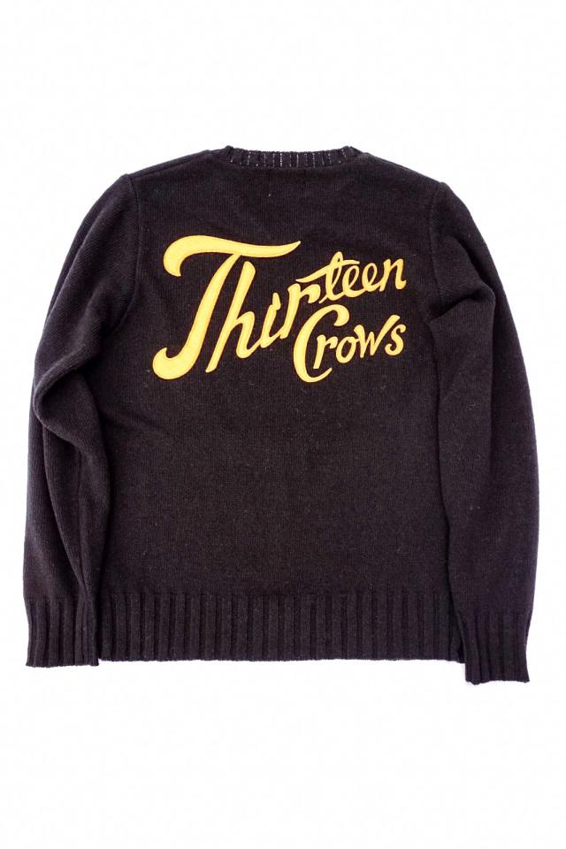 OLD CROW THIRTEEN CROWS - UNIFORM BLACK