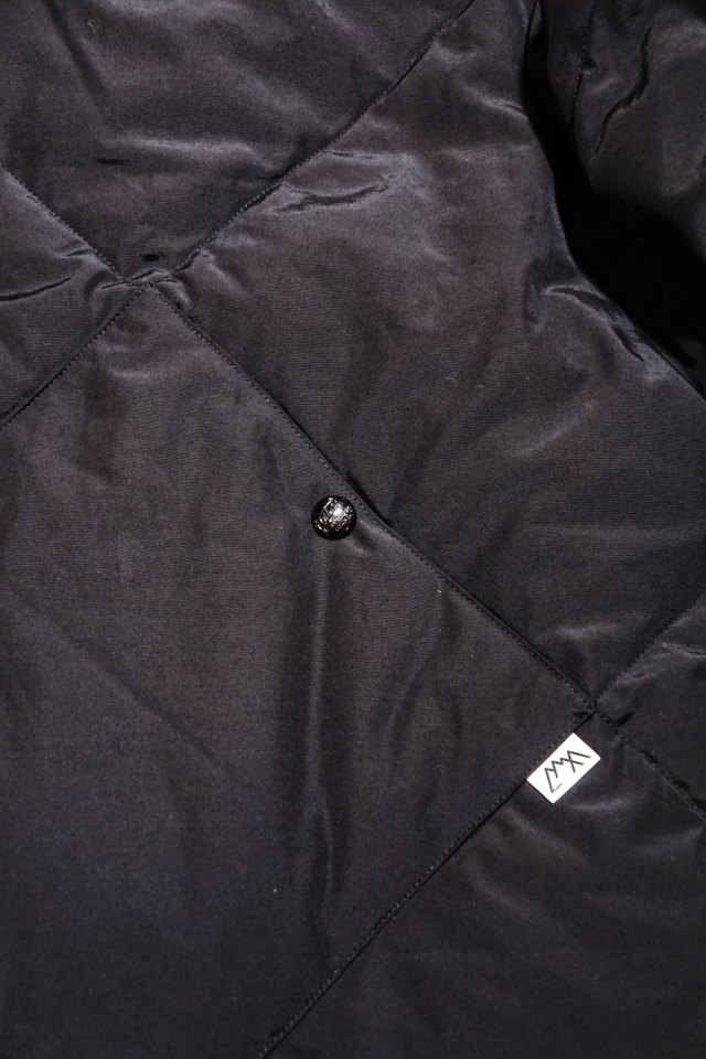 "COMFY OUTDOOR GARMENT ""COMFY INNER DOWN"" BLACK"