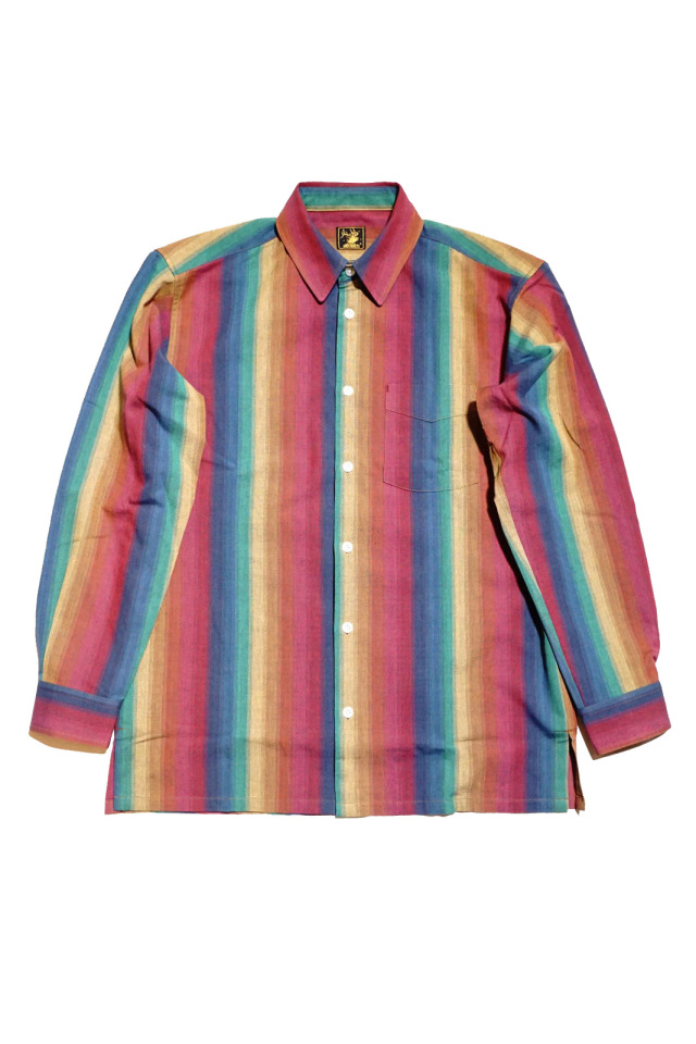 ANDFAMILYS CO. India Stripe Shirts