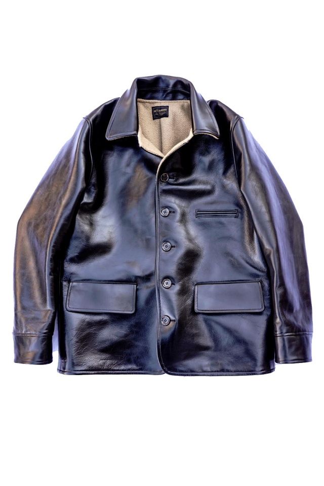 """BY GLAD HAND GOODHILL """"HORSE HIDE"""" BLACK"""
