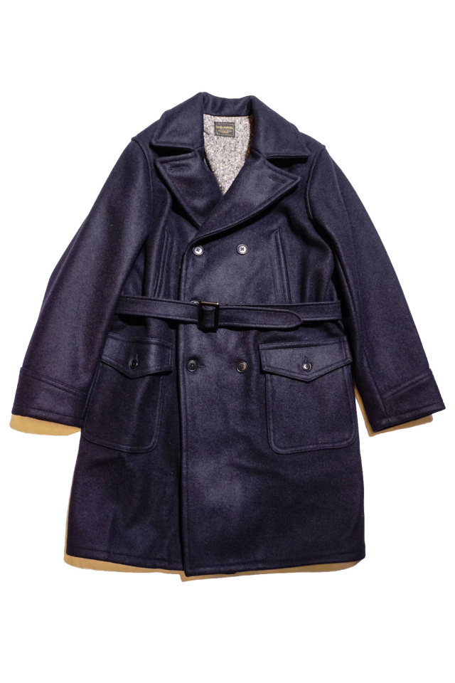 BY GLAD HAND GLADDEN - COAT ※LONG NAVY