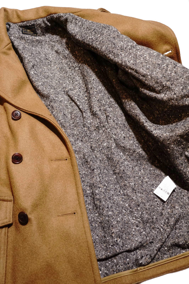 BY GLAD HAND GLADDEN - COAT ※MIDDLE BEIGE