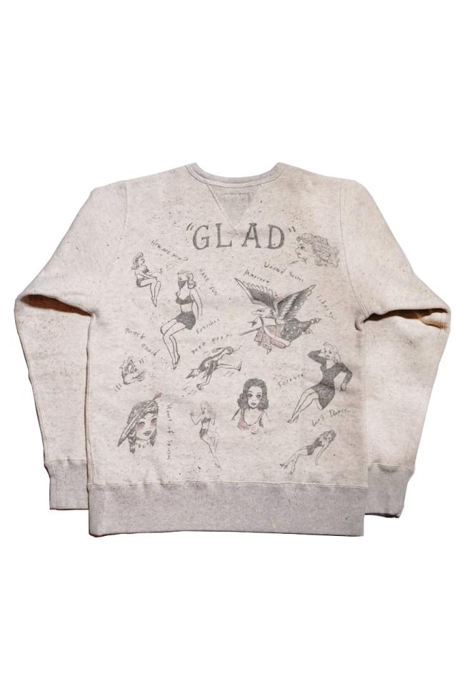 BY GLAD HAND GLADDEN - SWEAT