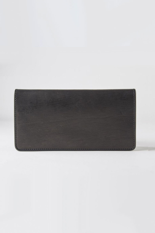 ADDICT CLOTHES JAPAN ACV-W01H HORSEHIDE LONG WALLET BLACK